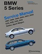 BMW 5 Series Service Manual