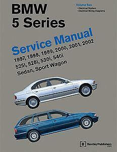 bmw 5 series service manual ebay. Black Bedroom Furniture Sets. Home Design Ideas