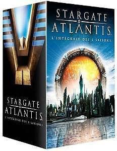 Stargate Atlantis - Intégrale des saisons 1-2-3-4-5