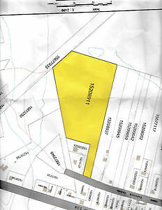 8 acres postage of land for sale in westmount ns