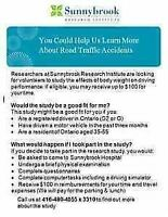 You Could Help Us Learn More About Road Traffic Accidents
