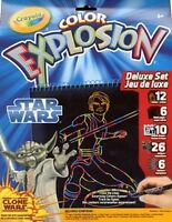 NEUF - Jeu bricolage - Star Wars color explosion