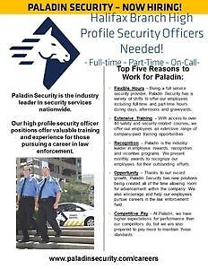 High Profile Security Officer - Valley/Digby Area