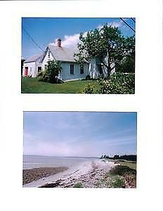 1 and 1/2 Storey Older Home Close to Beach