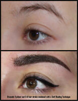 Microblading-Le maquillage permanent - Permanent makeup