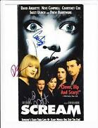 Drew Barrymore Signed