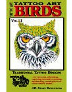 10X Tattoo Designs books, tattooing, airbrushing + others