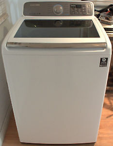 Samsung washer - 1 year old, perfect condition