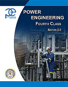 4th Class Power Engineer - PanGlobal Textbooks & More
