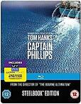 blu-ray - Tom Hanks - Captain Phillips - Limited Edition S..