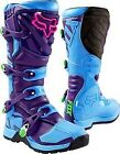 Blue Fox Racing Motorcycle Boots