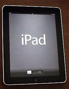 Apple Ipad a1219 tablet. 16GB.
