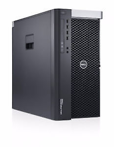 High End Workstation Dell Precision T3610