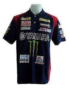 Team Yamaha Fishing Shirts