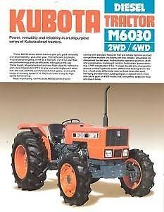 Parts for Kubota M6030 4WD Transmission Components Gloucester Gloucester Area Preview
