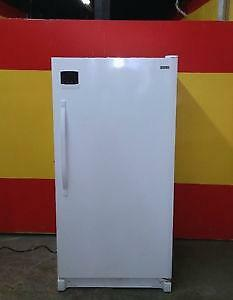 UPRIGHT FREEZERS 1 YEAR WARRANTY MAJOR BRANDS FROST FREE BIG & SMALL SIZES
