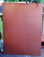 3'X4' COPPER LAMINATE SHEETS DOUBLE SIDED
