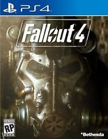 Buying Fallout 4 For PS4