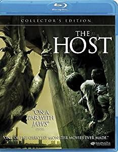 THE HOST Blu Ray