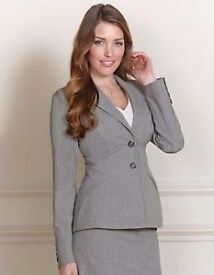 Pepperberry grey suit