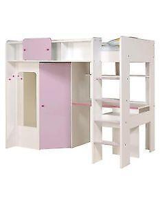 e325e88dbe0 High Sleeper Childrens Beds