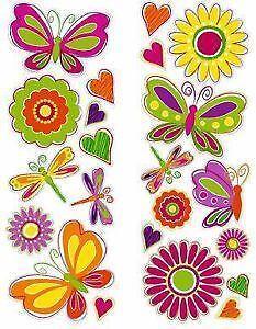 Flower Stickers Ebay