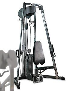 VISION FITNESS ST200 FUNCTIONAL TRAINER - The ST200 is the most