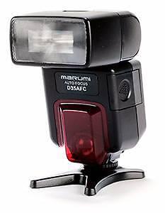 Marumi D35AF Digital Autofocus Flashgun for Canon Campbelltown Campbelltown Area Preview