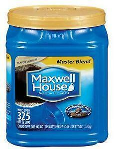 Maxwell House Coffee Ebay
