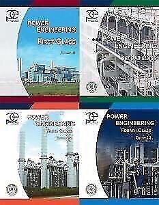 2nd & 3rd & 4th Class Power Engineering Books(2016)+Codebooks