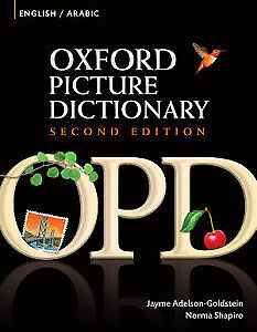 English/Arabic Oxford Picture Dictionary Second Edition