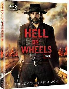 Wanted - Hell on Wheels DVD or Blu-ray