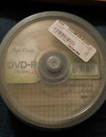 Acro Circle Recordable DVDs