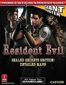 Resident Evil Official Strategy Guide