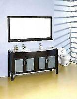 SHOWER ENCLOSURE.SHOWER DOOR.BATHROOM VANITY Wholesales Prices
