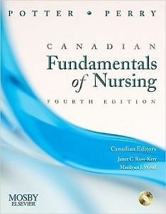 Canadian Fundamentals of Nursing - Potter & Perry