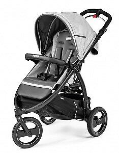 Peg Perego book cross poussette stroller