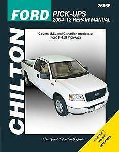 Ford f150 manual ebay ford f150 repair manuals publicscrutiny Images