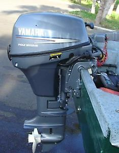 Yamaha 6HP  Four Stroke Outboard  Motor