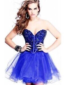 Sherri Hill Designer Grad dress