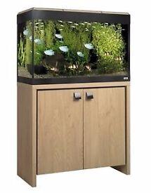 Fluval Roma 125 litre tropical aquarium with cabinet