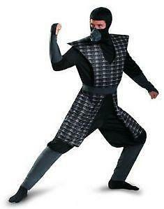 mortal kombat cosplay costumes - Mortal Kombat Smoke Halloween Costume
