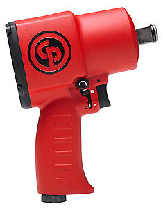 """Chicago Pneumatic 8941077620-7762 3//4/"""" Stubby Impact Wrench"""