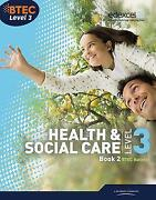 Health and Social Care Level 3 Book