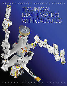 Technical Mathematics with calculus 2nd Canadian Edition