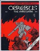 Cerebus 1