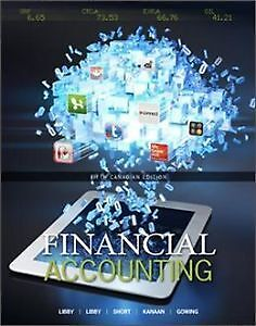 Financial Accounting - 5th edition (Libby, Libby, Short) Kitchener / Waterloo Kitchener Area image 1
