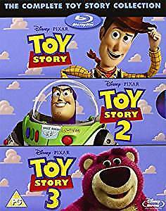 toy story bluray collection