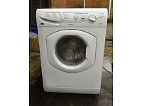 32 Hotpoint WF530 6kg 1300 Spin White Washing Machine 1 YEAR GUARANTEE FREE DEL N FIT