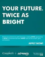 Jump into a New Career (Convergys)